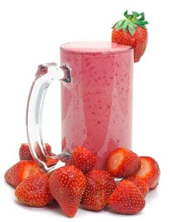 Resep Minuman Breakfast smoothies Strawberry