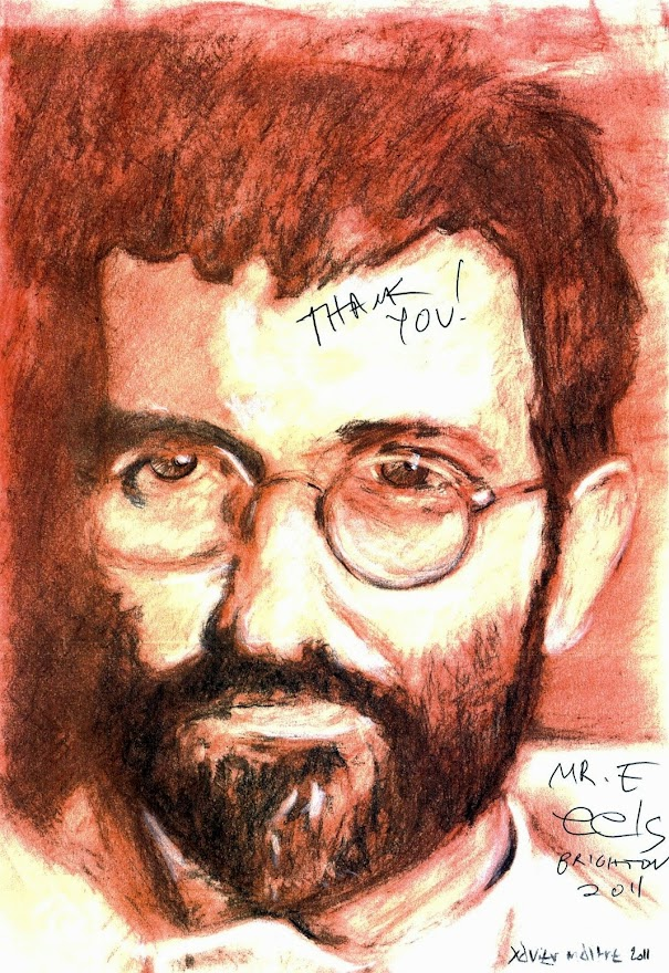 Mark Oliver Everett from Eels