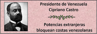 Presidente Venezolano Cipriano Castro