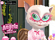 Talking Angela Great Makeover