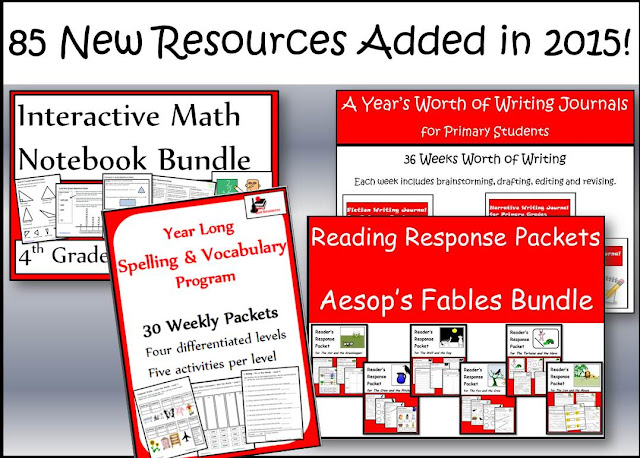 85 new resources were released by Raki's Rad Resources in 2015. All of them are on sale for the next 3 days. Stop by and save!