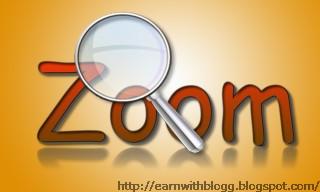 Zoom, Zoom effect,blog zooming, image zooming