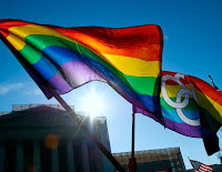 Marriage Equality Rainbow Flag
