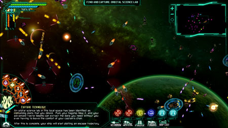 The Last Federation Ver 1 - Screenshot 2