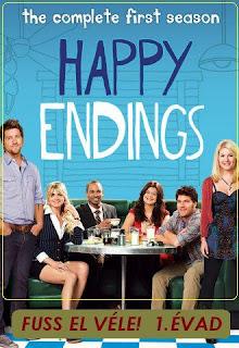 Happy Endings - Fuss el véle 1-2.évad online