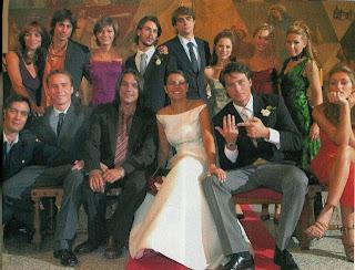 De aquí a la eternidad, capítulo mil de Al salir de clase, boda de Mateo y Miranda