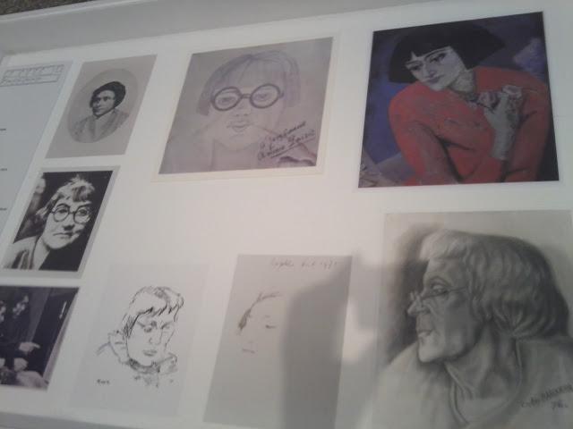 María Blanchard, Museo Reina Sofía, Cubismo, Retratos,
