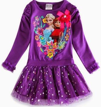 RM33 - Dress Frozen