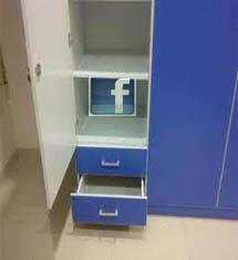Nonaktifkan akun facebook sementara