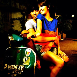 Foto Hot Sherena Rizky Vs Ryan Delon [ www.BlogApaAja.com ]