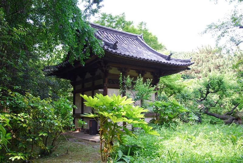 Sankeien Garden in Yokohama, Japan
