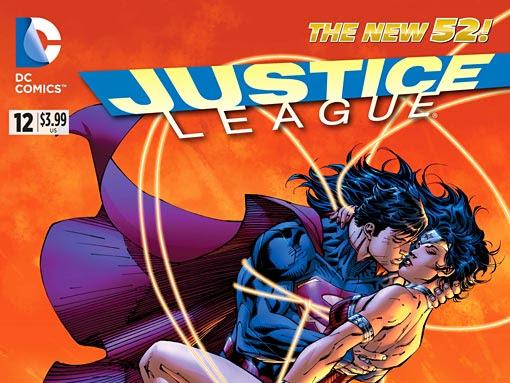 DC Comics apresenta o novo casal dos quadrinhos: Super-Homem e Mulher-Maravilha