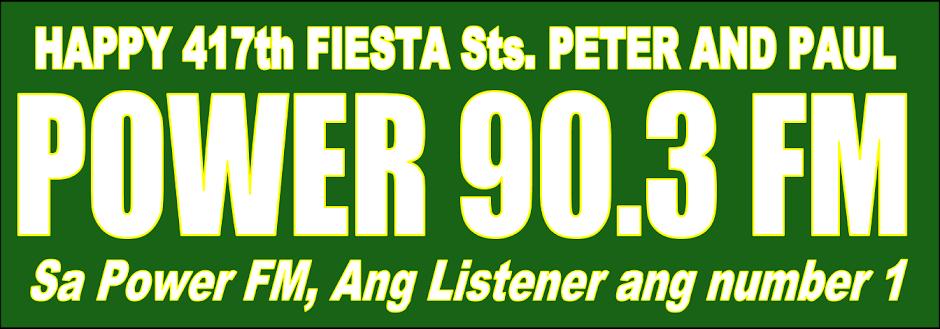 """Power FM Serbisyo Publiko sa Radyo - Ormoc"""