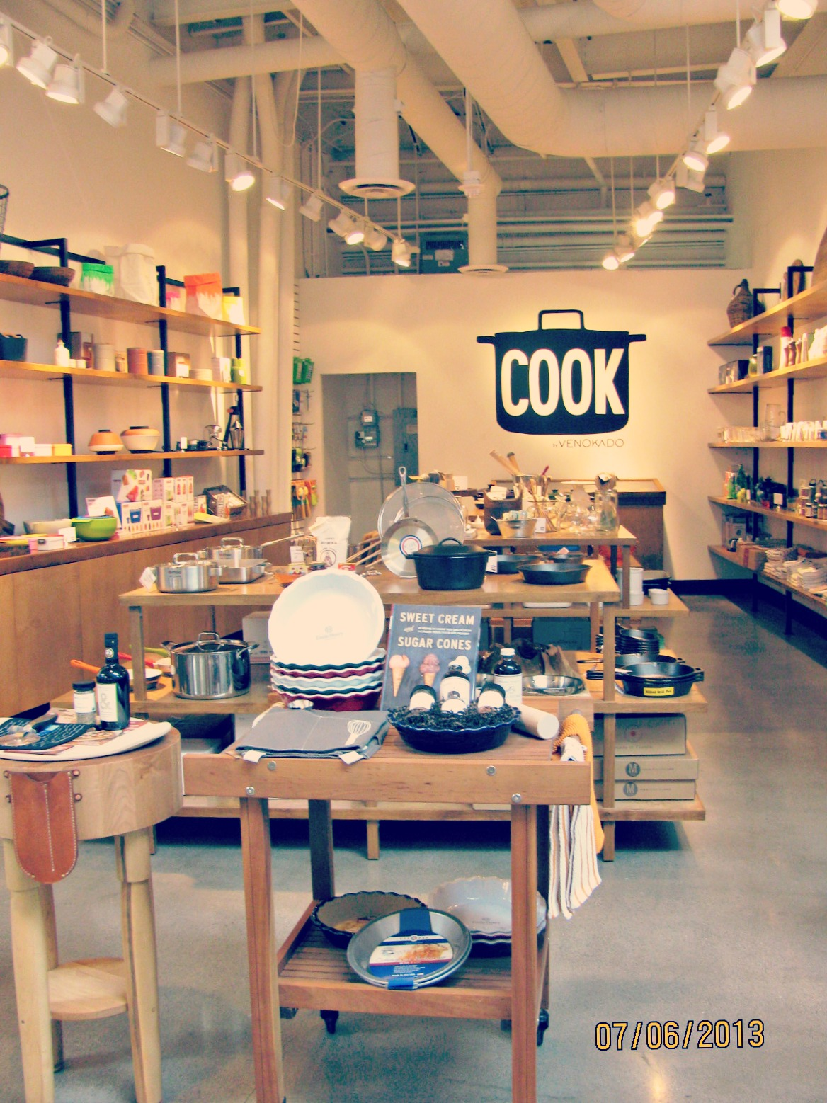 Santa Monica Place // Cook at The Market