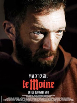 El monje (The Monk. Le Moine)(2011) movie poster filme pelicula