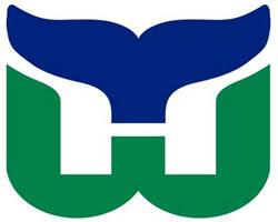 Makna Tersembunyi dari 40 Logo Terkenal di Dunia: Logo Hartford Whalers