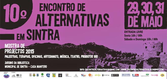 Encontro de Alternativas em Sintra