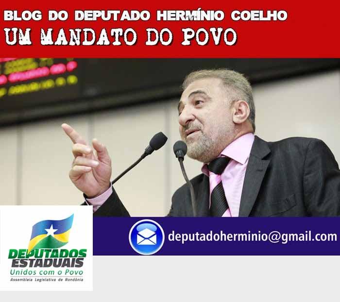 Deputado Hermínio Coelho (PCdoB)