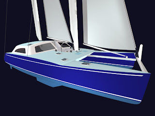 Catamaran Designer Chris White Rethinks the Catamaran Rig