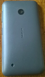 Nokia Lumia 530 back