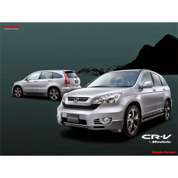 Full Bumper Honda CRV Modulo 2007-2010