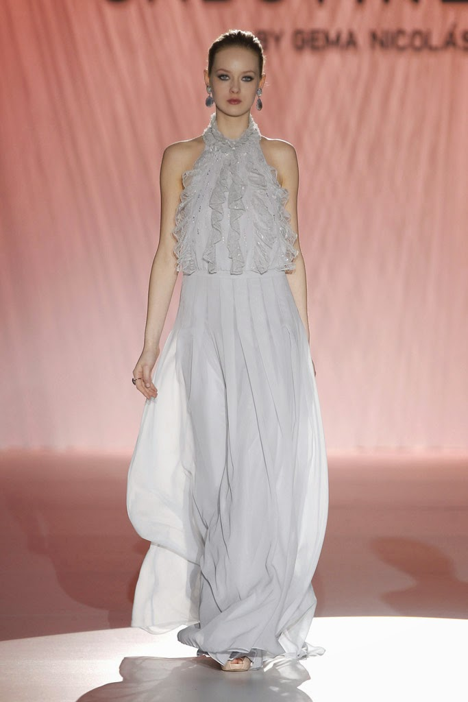 Vestidos de novia con encajes, lo último en tendencias 2012 | Tamara ...