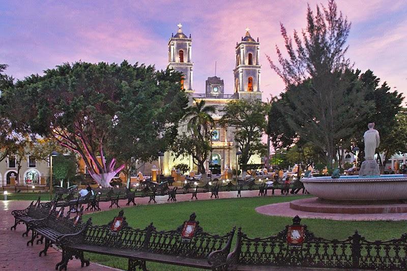 Valladolid en la Riviera Maya, México