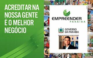 Programa Empreender Paraíba abre inscrições por tempo indeterminado