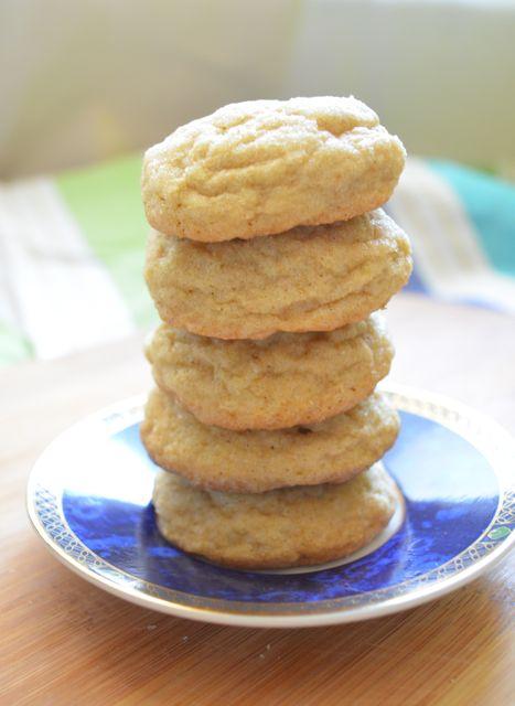 Saffron Vanilla Bean Sugar Cookies
