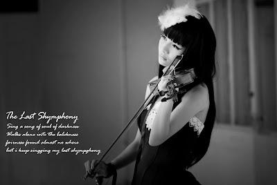 yosuke chendra playing  the last shymphony