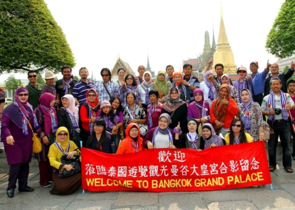 Wisata Bangkok - Pattaya 2012 Bersama Avail