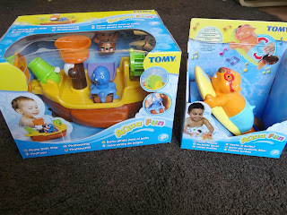 TOMY toys, TOMY toys reviews, TOMY bath toys