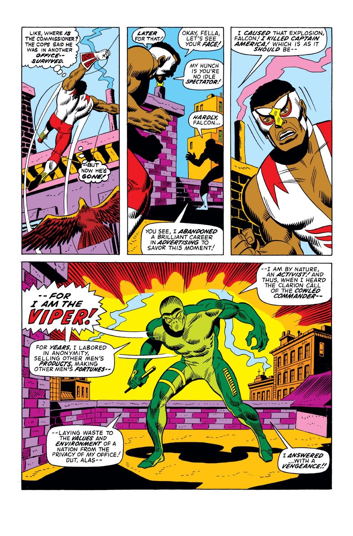 Captain America (1968) Issue #157 #71 - English 14
