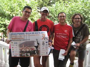 XXXIII Gran Fondo De Siete Aguas 2012