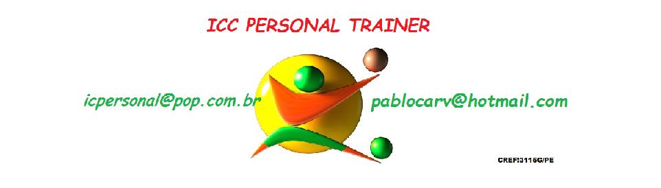 Personal Trainer: Ícaro Carvalho (RECIFE/PE)