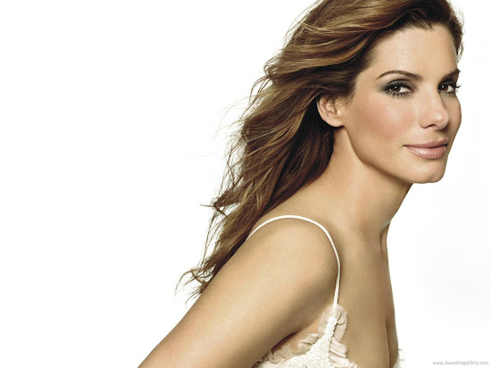 Sandra Bullock Hollywood Celebrity Wallpaper