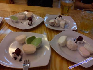 Gummi Mochi Ice Cream - Hương vị kem ngon từ Nhật Bản, kem ngon, diem an uong 365
