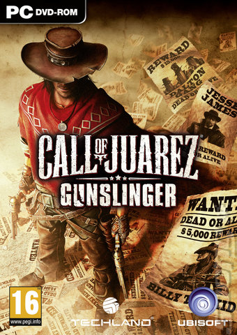 Call of Juarez Gunslinger PC   Download Call of Juarez: Gunslinger   Jogo PC