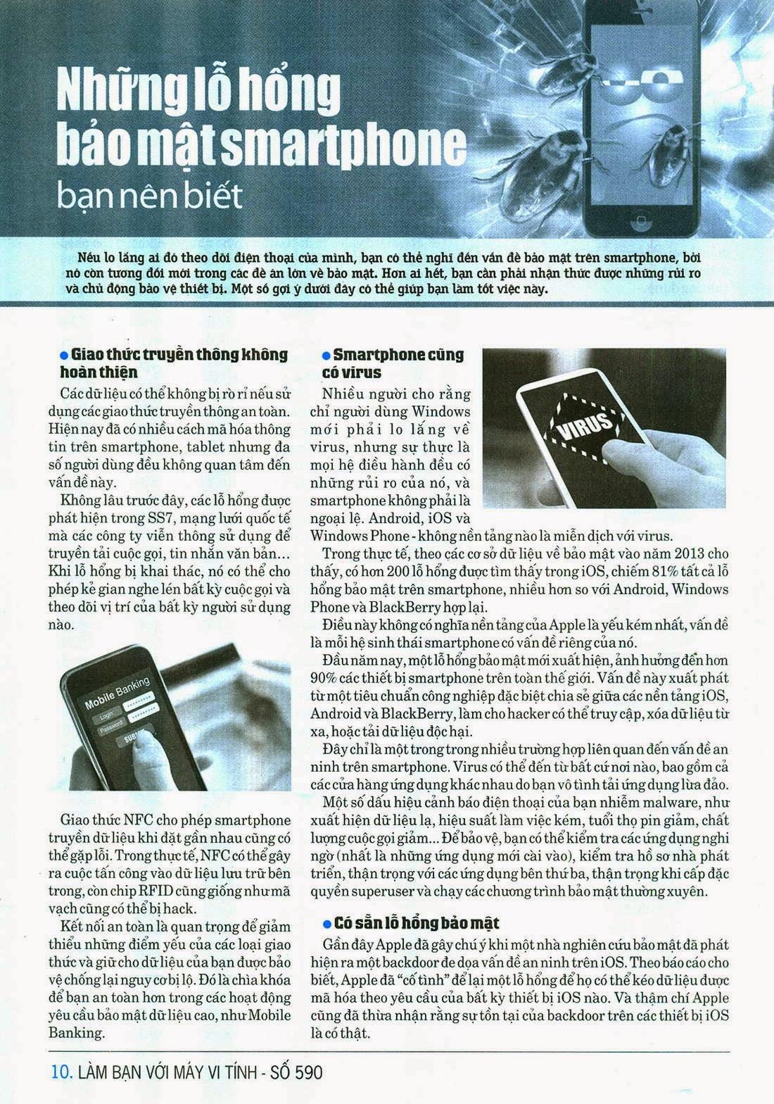 Làm Bạn Với Máy Vi Tính – 590 - tapchicntt.com