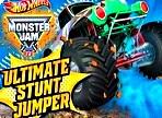 Monster Jam Ultimate Stunt Jumper