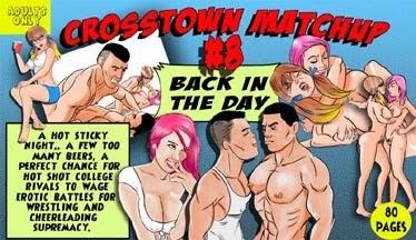 CROSSTOWN MATCHUP #8
