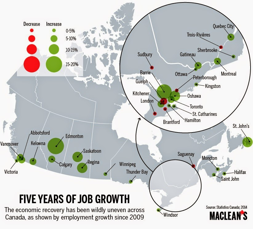 http://www.macleans.ca/economy/economicanalysis/mapped-five-years-of-canadian-job-growth/