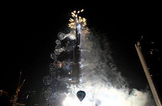 Dubai Tallest Building-Tower