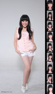 Foto Christy CHibi