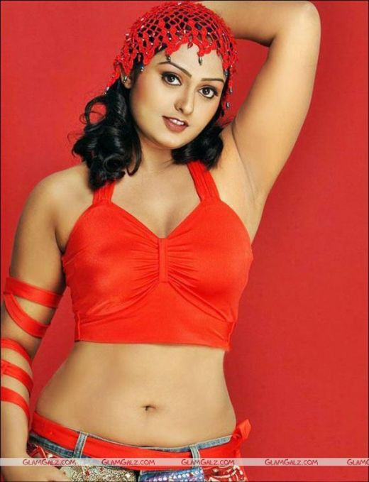 Vindya Hot Red & Black Photo Gallery