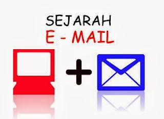 Sejarah Penemuan E-mail