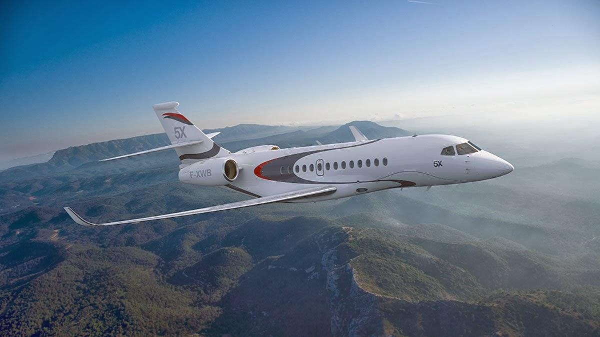 Jet Privato Falcon : Passion for luxury falcon private jet