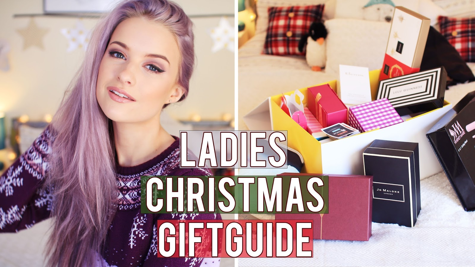 The Ladies Christmas Gift Guide