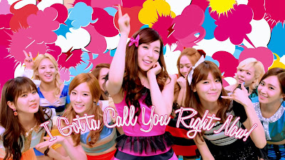 girls generation beep beep mv