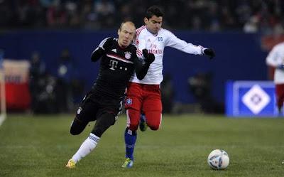Hamburg vs Bayern München
